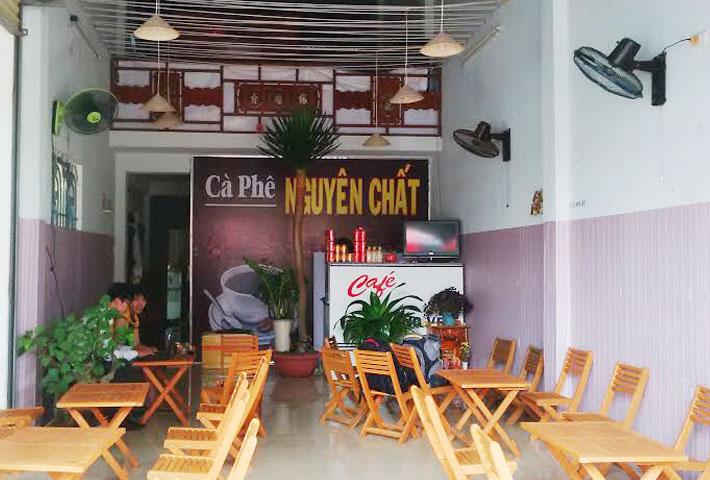 Nhà mặt tiền đường thành phố Quảng Ngãi
