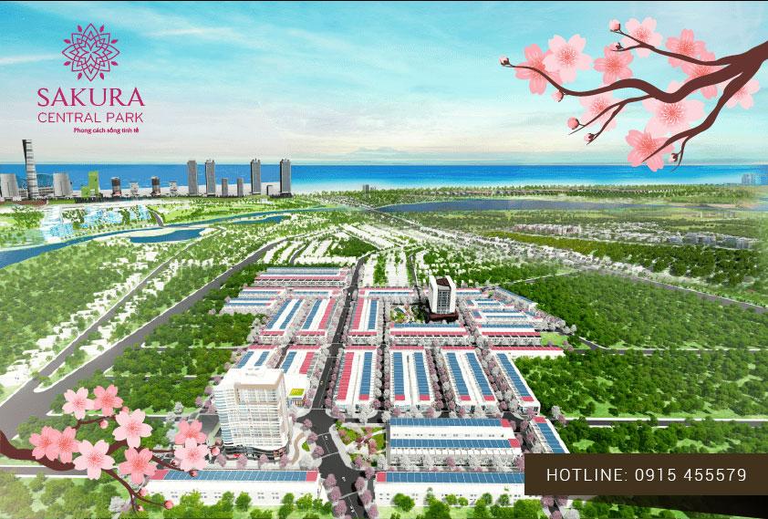dự án Sakura Central Park đà nẵng