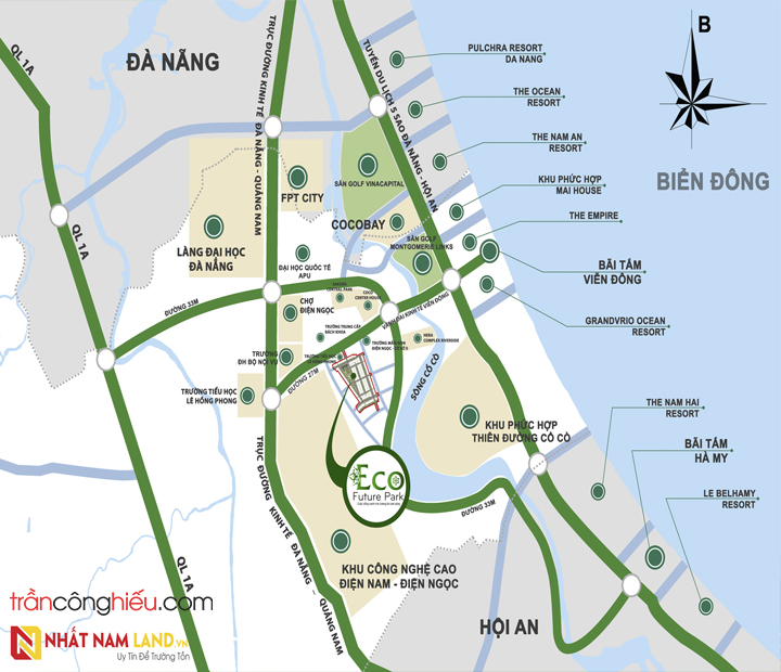 du-an-eco-future-park-quang-nam-vi-tri